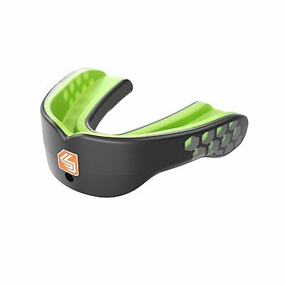 Shock Doctor Gel Max Power Convertible Mouthguard Adult and Youth