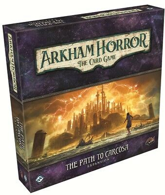 Arkham Horror LCG Path to Carcosa  |  - Board Game New