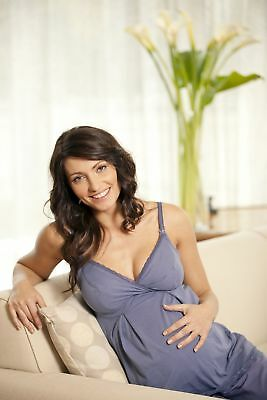 NEW nursing cami in evening sky Maternity