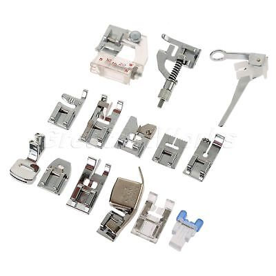 15 in 1 Durable Household Sewing Machine Foot For Brother Singer Janome