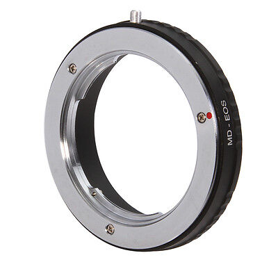 Minolta MD MC Lens to Canon EOS EF EF-S Adapter Ring For 7D 6D 5D 2 3 4 700D 70D