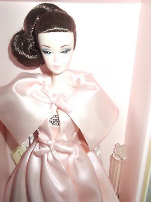 Blush Beauty Silkstone-Barbie-Bfc.exc-2015- Mint- Sealed In Shipper-Cht04