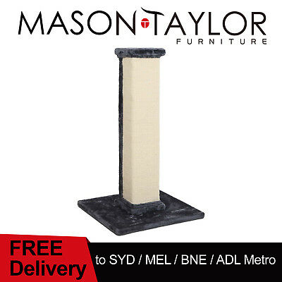 Mason Taylor 92cm Tall Pet Play Climbing Claw Non toxic Sisal Cat Scratcher Post