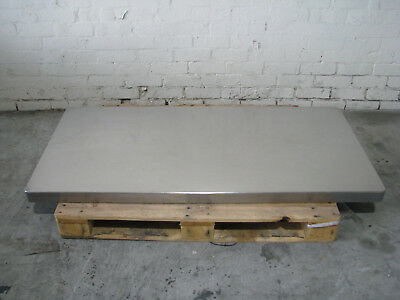Large Stainless Steel Table Top - 1565 x 765mm