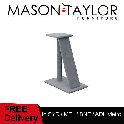 Mason Taylor 82cm Tall Pet Cat Play Climbing Claw Scratching Post Pole with Ramp