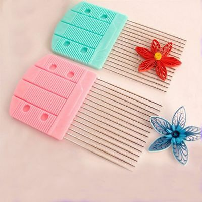 Craft Supply Quilling Comb Tool Paper
