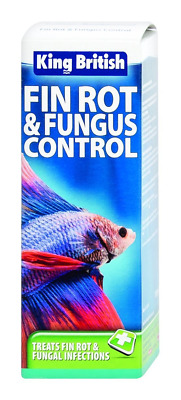 King British Fin Rot and Fungus Control, 100 ml