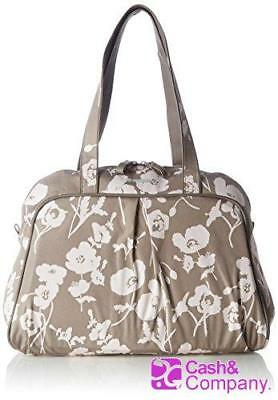 Basil Elegance Carry All - Bolsa Para Mujer, Color Gris