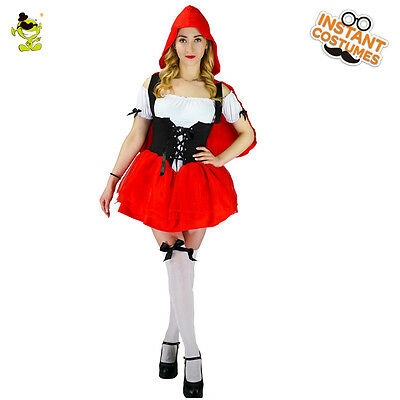 Adult's Beautiful Girl Costumes Ladies Fancy Dress Outfit For Party