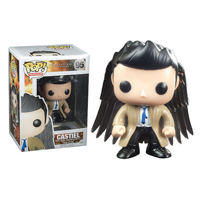 Funko Pop! Television Supernatural Castiel with Wings Exclusive Figure Toy#95