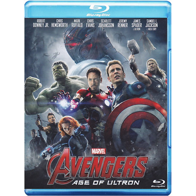 Avengers - Age Of Ultron  [Blu-Ray Nuovo]