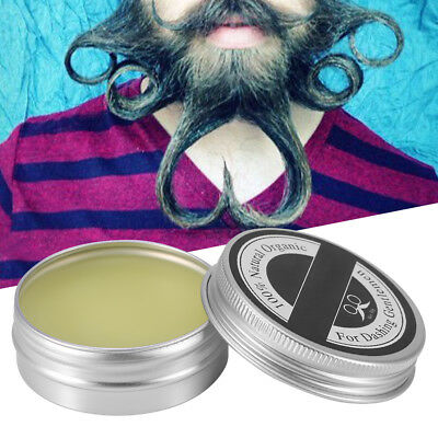 Professional 30g Mustache Oil Wax Beard Care Grooming Styling Smoothing SG