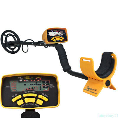 Underground Metal Detector MD6250 Professional Gold Digger Treasure Finder 8M US