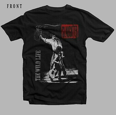 """NEW T-SHIRT /"""" RUNNING WILD Evilution /"""" DTG PRINTED TEE S 7XL"""