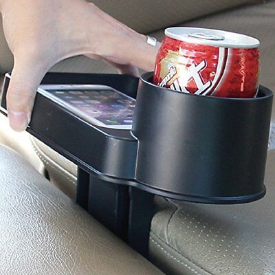SmartSpec Car Cup Holder Seat Multi Drink Food Cup Tray Stand Organiser