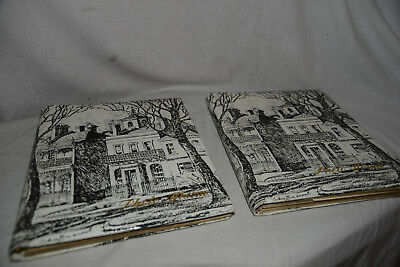 2 Postcard Albums with collection of  Vintage Postcards 1970s, UK, Europe etc