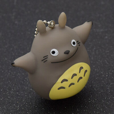My Neighbor Totoro Porte-clés Animal Pendentif Sac Accessories Anime Fans Cadeau