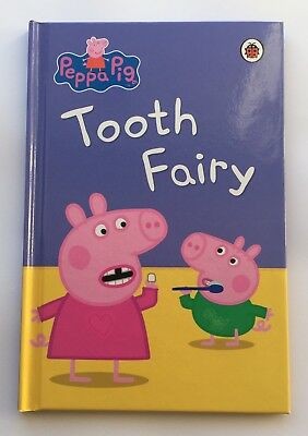 Peppa Pig: The Tooth Fairy, New Ladybird Hardback Picture Book