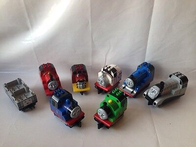 LEGO Duplo Eisenbahn - Thomas Lokomotive: Percy,James,Gordon,Salty,Spencer usw.