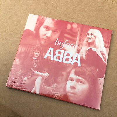 Before ABBA. Still sealed CD. ABBA The Museum