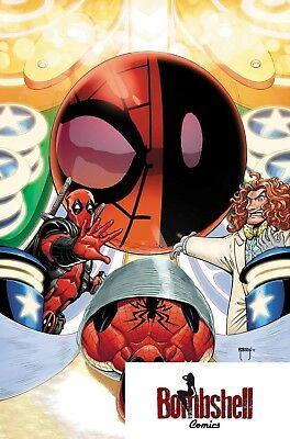 Spider-Man Deadpool #22 Marvel Comics 1st Print NM 10/04