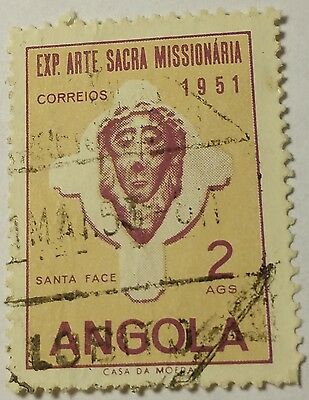 Angola   Scott#361  Used Scu763Pq    ..worldwide Stamps