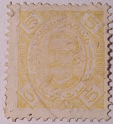 Angola  Scott#25   Used Stamp....worldwide Stamp