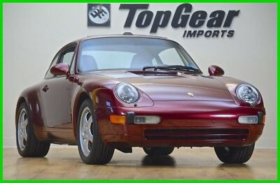 1997 Porsche 911 Carrera 1997 Carrera Used 3.6L H6 12V Manual RWD Coupe