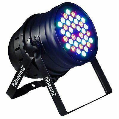 BeamZ Par 64 - stroboscope & disk lights