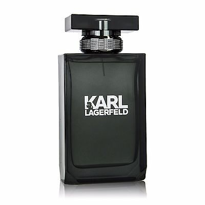 KARL LAGERFELD Pour Homme Eau De Toilette 100 ml Parfum EdT Herren Man for him