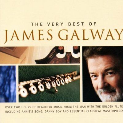 The Very Best of James Galway  (US IMPORT)  CD NEW