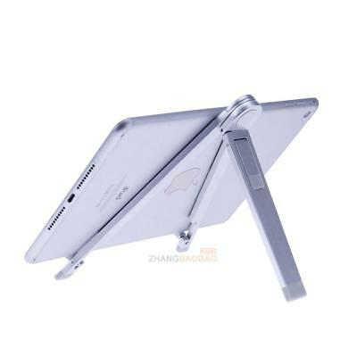 Folding Adjustable Aluminum Alloy Tablet PC Universal Holder Back Stand Tripod