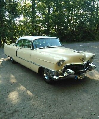 Cadillac coupe deville 1955 Oldtimer US car