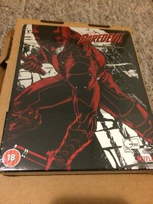 Daredevil Season 2 Zavvi Blu Ray Steelbook New Sealed