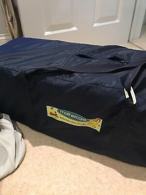 Travel Cot - mothercare