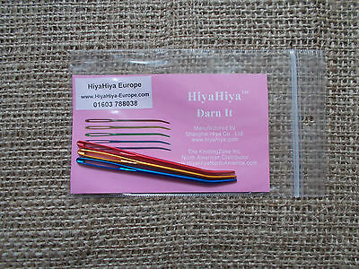 HiyaHiya Darn It needles, darning, tapestry, 3pcs