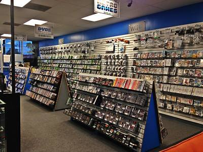 Established Video Game Store $50,000+ In Inventory, $200k+ A Year in Sales