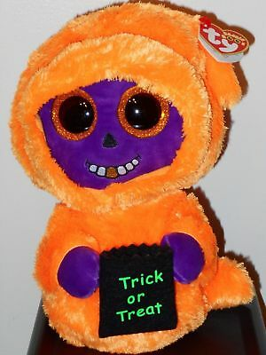 New Ty's Beanie Boo Skelton With Tags