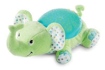 Used Summer Infant Slumber Buddies Projection and Melodies Soother,  Elephant
