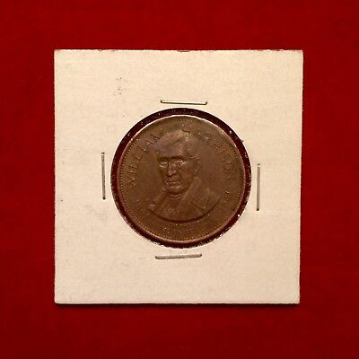1841 William Henry Harrison - 9th President COLLECTIBLE RARE COIN LOT#E039