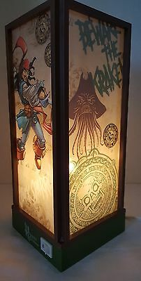 Pirates of the Caribbean Night Light Walt Disney Collectable