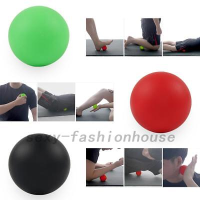 Gym Fitness Muscle Massage Lacrosse Ball Full Body Exercise Ball