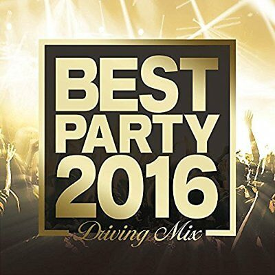 Various Artists-Best Party Hits 2015-2016 (Driving Mixes)  (Us Import)  Cd New