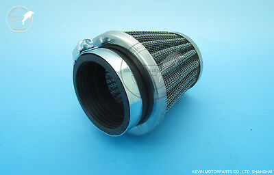 48mm sport type Air Filter gy6 125cc-150cc Scooter moped ATV Quad Go-kart Taotao