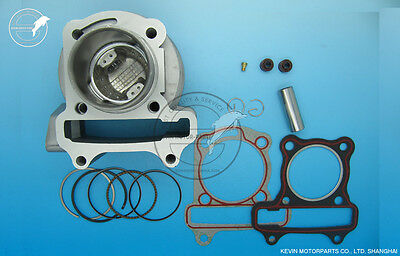80cc Big Bore Kit Cylinder Chinese Scooter moped 50cc GY6 139QMB Taotao Kymco