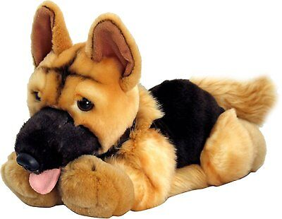 Alsatian - German Shepherd 30cm, Plush Soft Toy Dog by Keel Toys