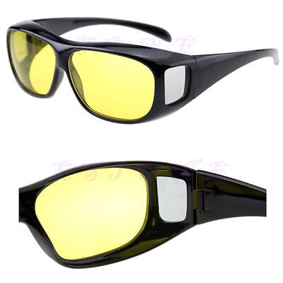 Night Driving Glasses Anti Glare Vision Driver Safety Glasses Polarization