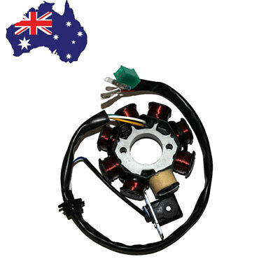 Magneto 8-coil Stator for GY6 125cc 150cc ATV Moped Go Kart Scooter Motor Parts