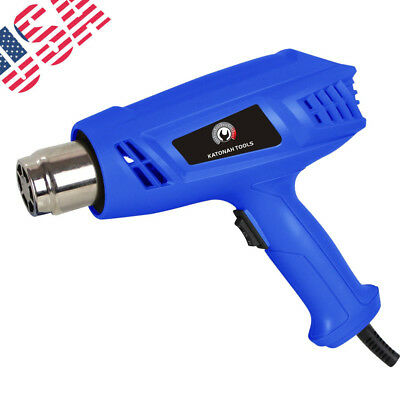 New Professional 1500 Watt Dual Temperature Heat Gun HEAT GUN 600°/1000°