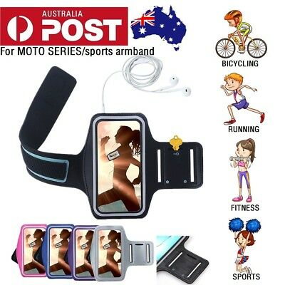 Sports Armband Sports Running Jogging Case Phone Cover for MOTO G4 G5 Plus